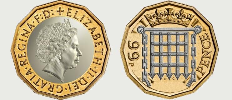 99p coin