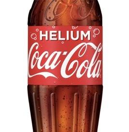 Coca Cola Helium