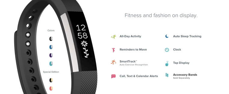 Fitbit Product Imagery