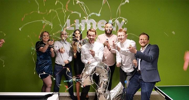 Digital agency Limely celebrate 2nd birthday