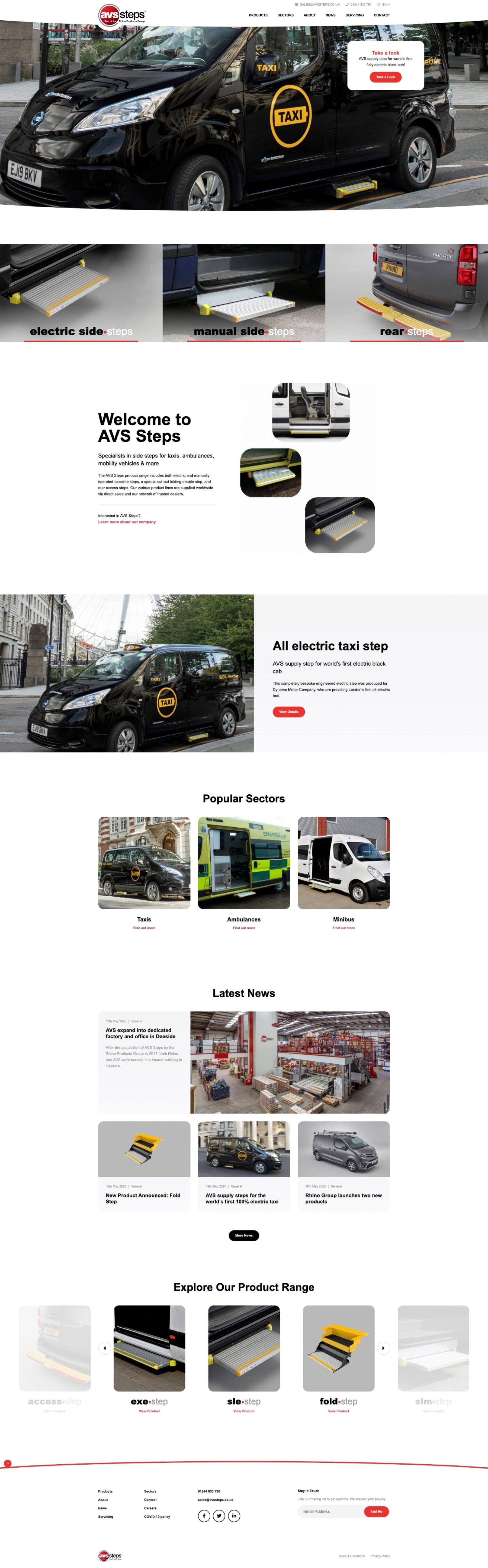 AVS Homepage
