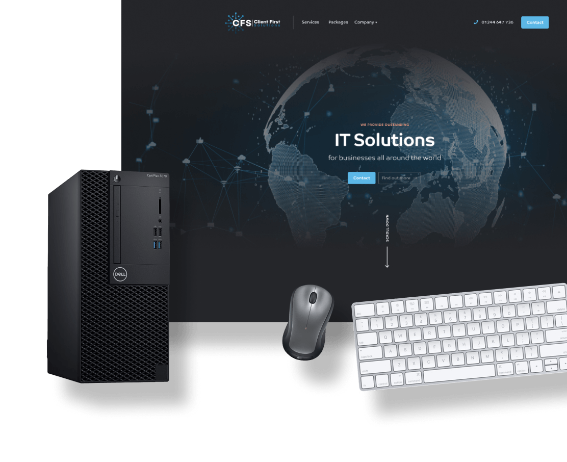 Client First Solutions IT Solutions