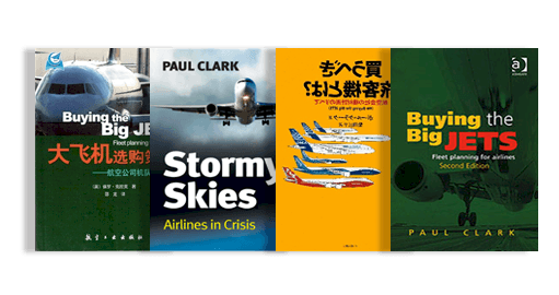 Paul Clark's collection of published books