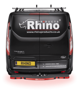 Rhino Products Van