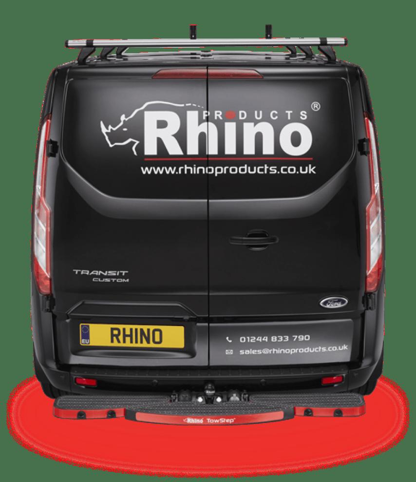 Rhino Products Van