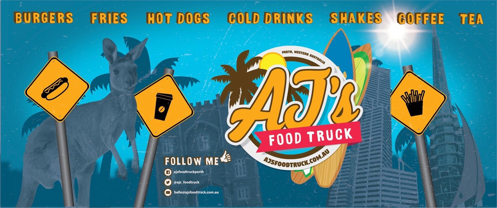 Final AJ's Food Truck Design Side Panel 2