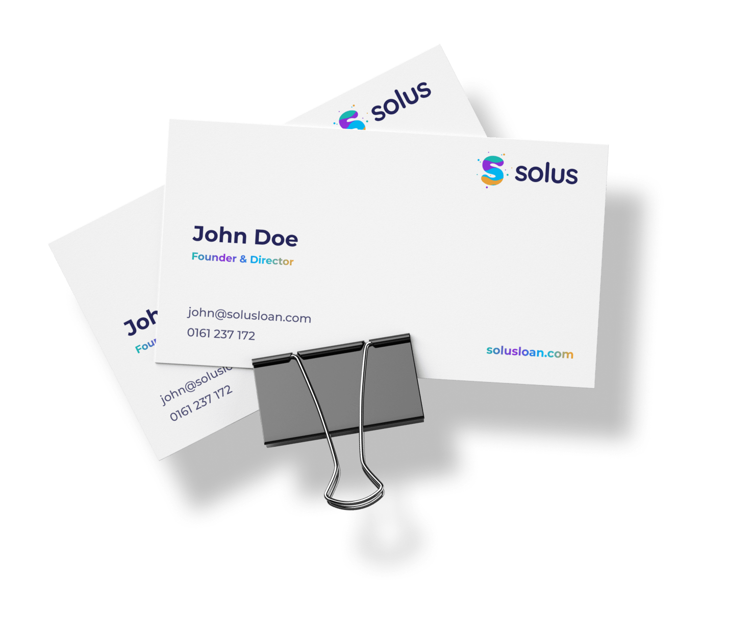 Solus Business Cards