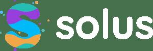 Solus Logo White