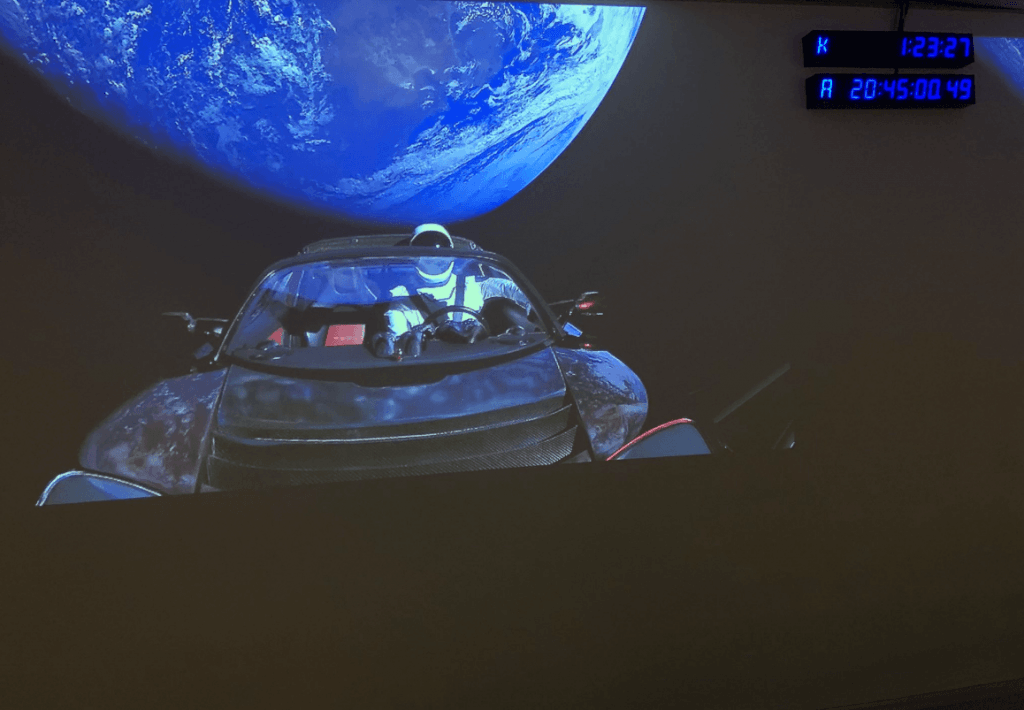 SpaceX Launch Sends Elon Musk's Tesla to Mars   Limely