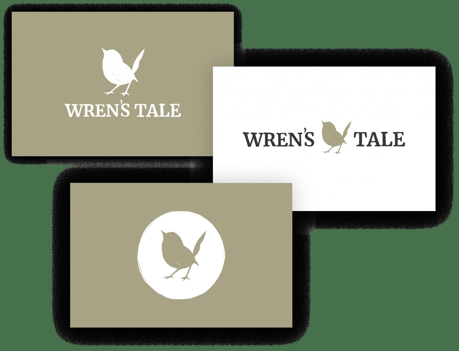 Wren's Tale Logos