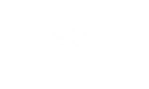 Wren's Tale logo white