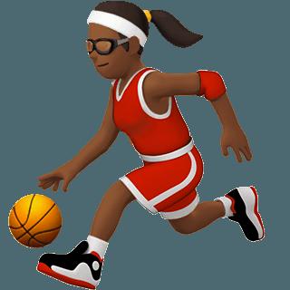Female athletes get some important representation